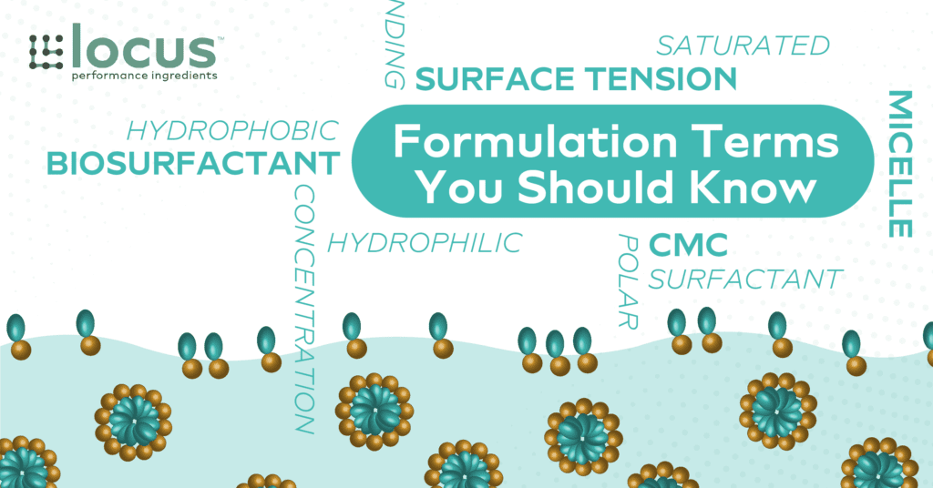 Formulation Terms You Should Know_surfactant